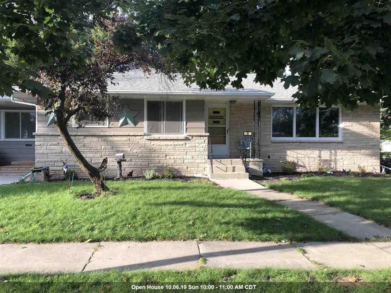 View Single-Family Home For Sale at 50 CLEVELAND STREET, North Fond Du Lac, WI