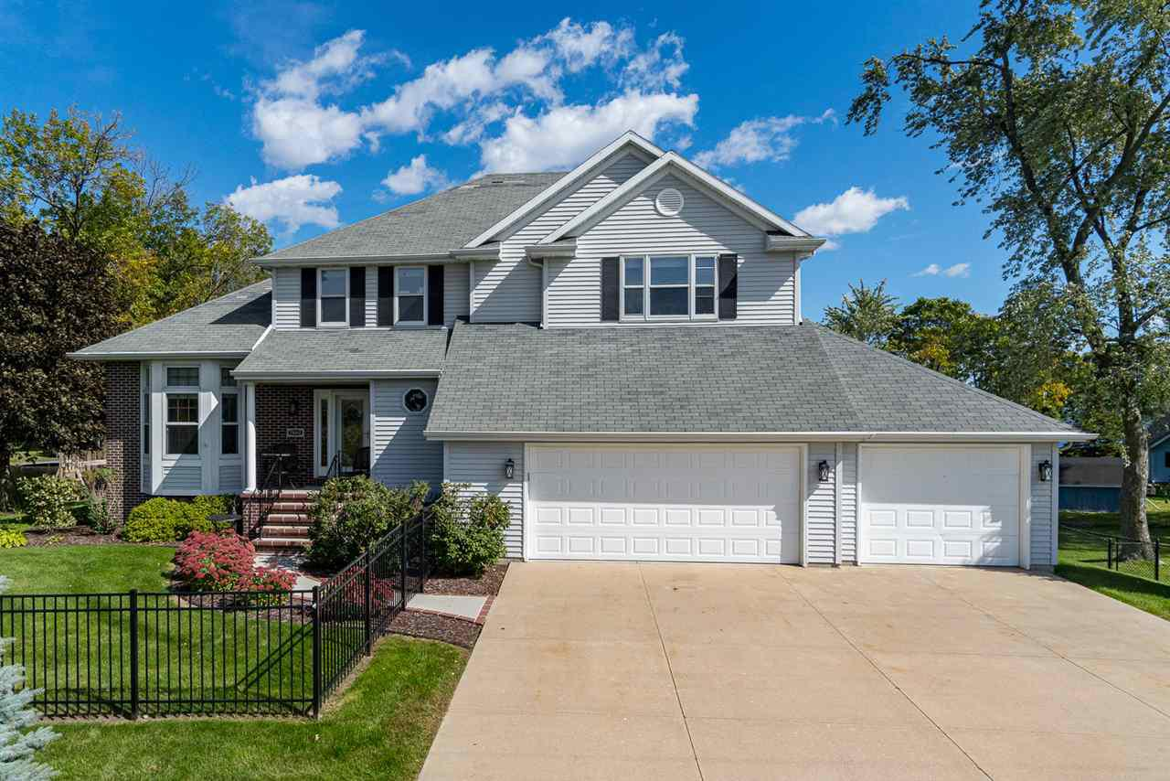 View Single-Family Home For Sale at 7650 S HWY 45, Oshkosh, WI