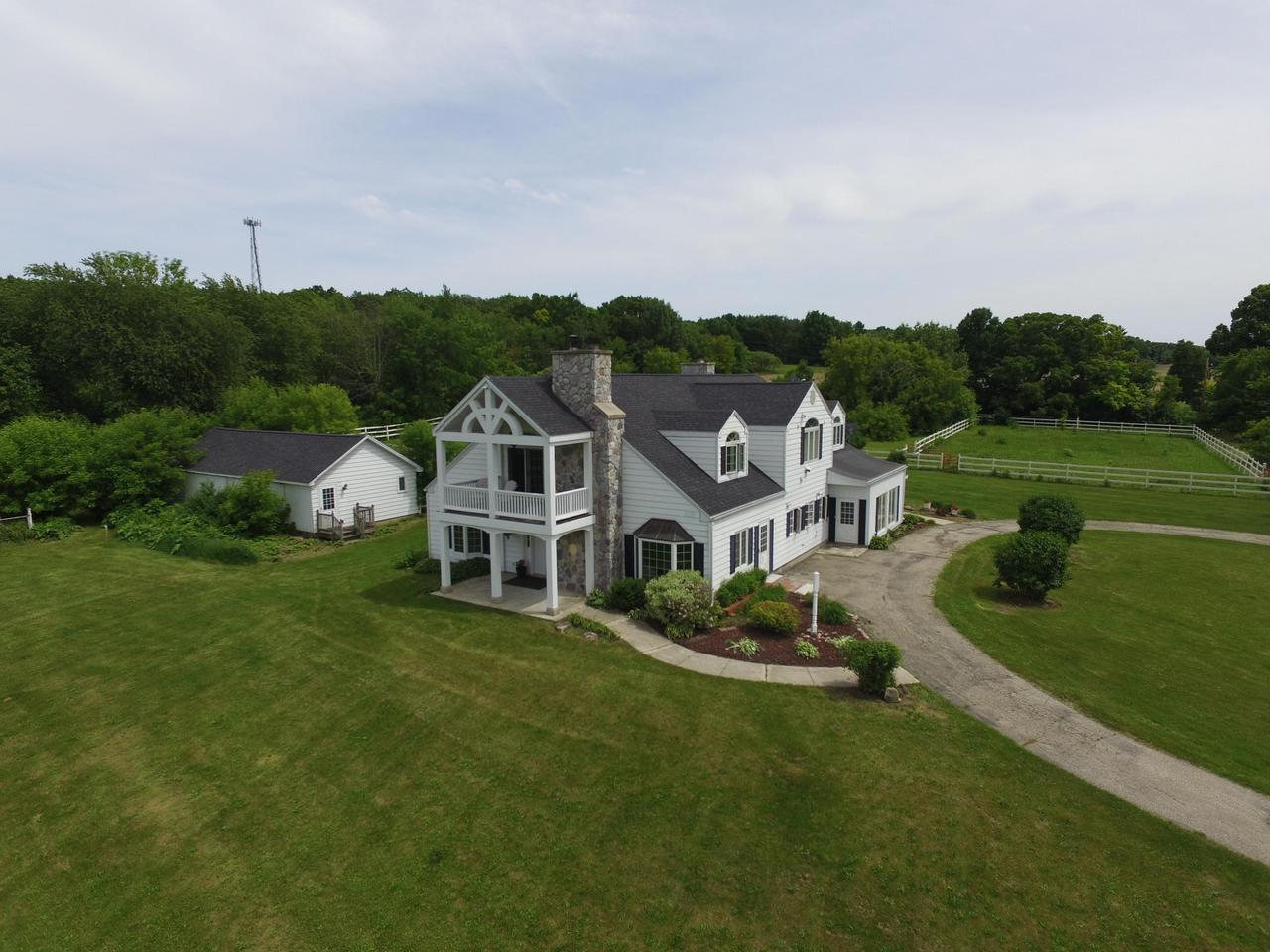 View Single-Family Home For Sale at W4437 Golf Course Dr, Fond Du Lac, WI