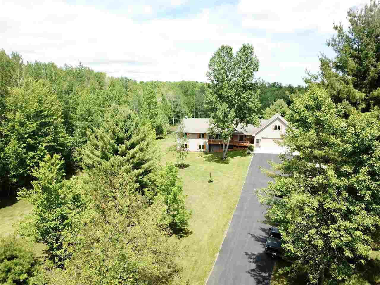 View Single-Family Home For Sale at 6812 HWY S, Sobieski, WI
