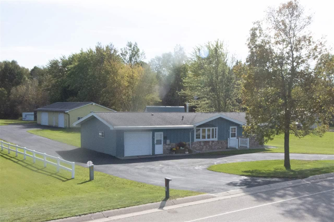 View Single-Family Home For Sale at 6309 HWY S, Sobieski, WI