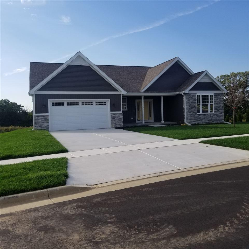 View Single-Family Home For Sale at 431 Colt Dr, Belleville, WI
