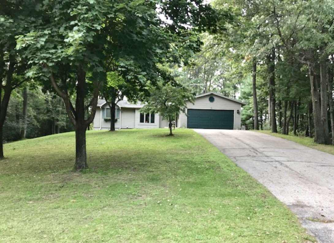View Single-Family Home For Sale at N2519 DEER PATH DRIVE, Marinette, WI