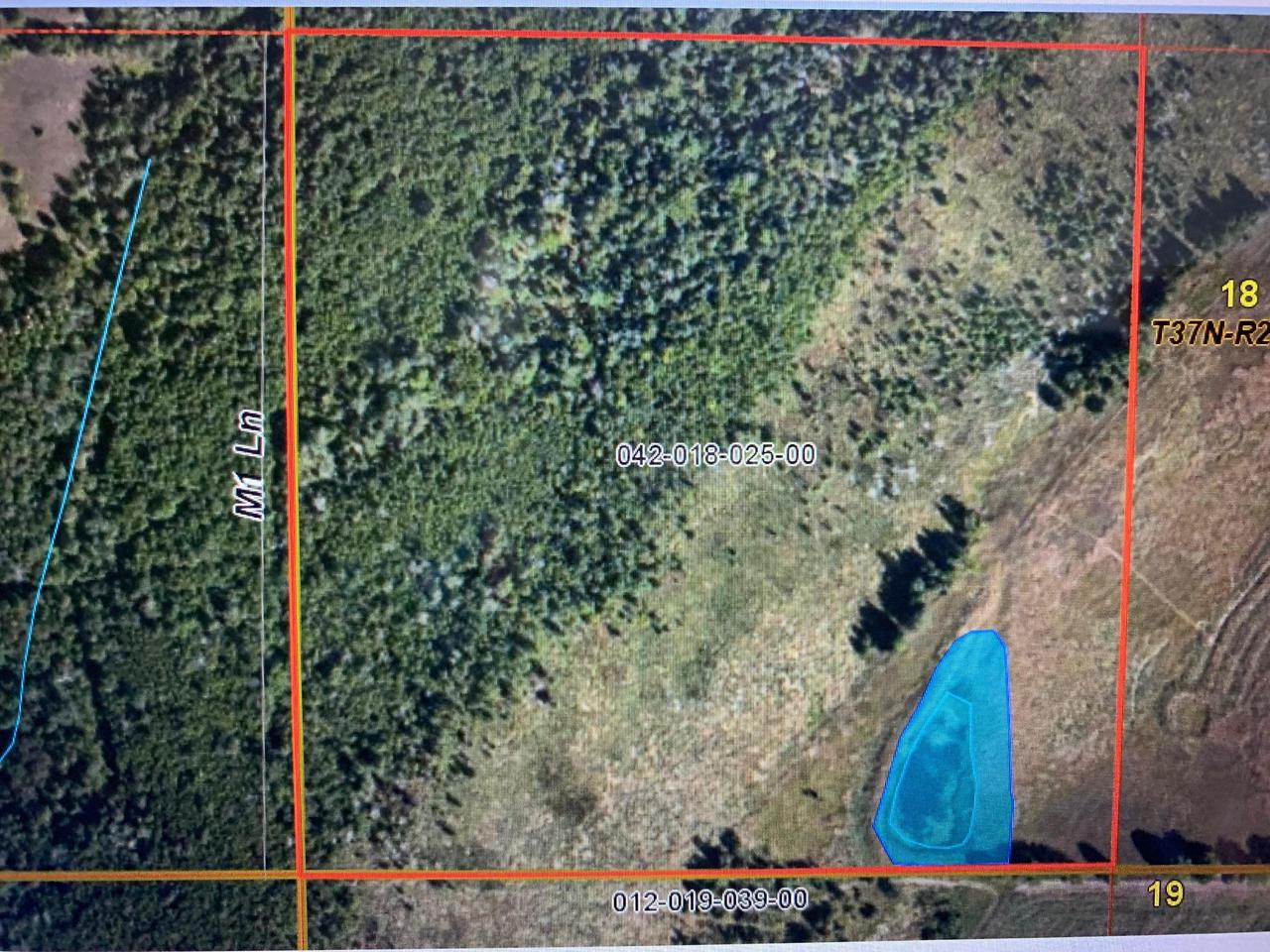 View Vacant Land For Sale at TBD M-1, CARNEY, MI