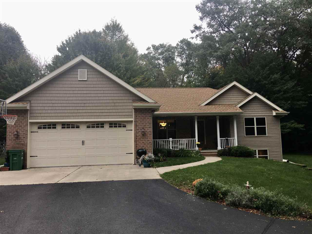 View Single-Family Home For Sale at N3212 RIGHT OF WAY ROAD, Peshtigo, WI