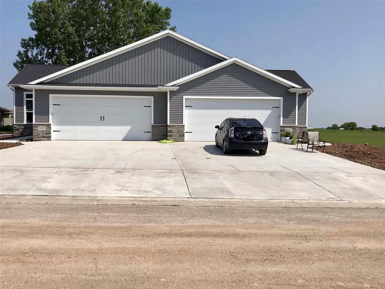 View Multi-Family For Sale at 547 MEADOW LANE, Wrightstown, WI