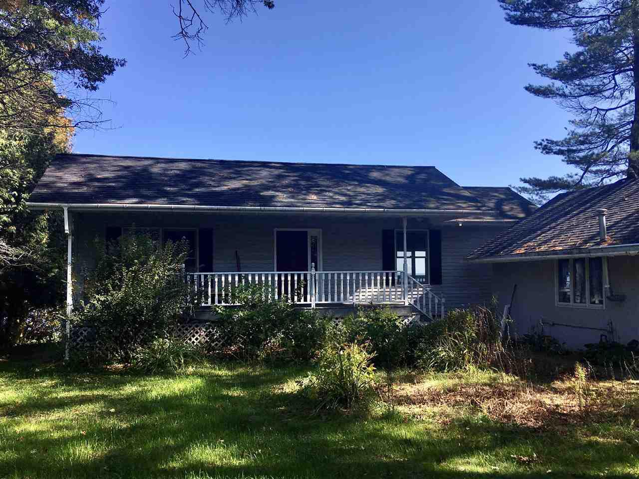 View Single-Family Home For Sale at N1860 SHORE DRIVE, Marinette, WI