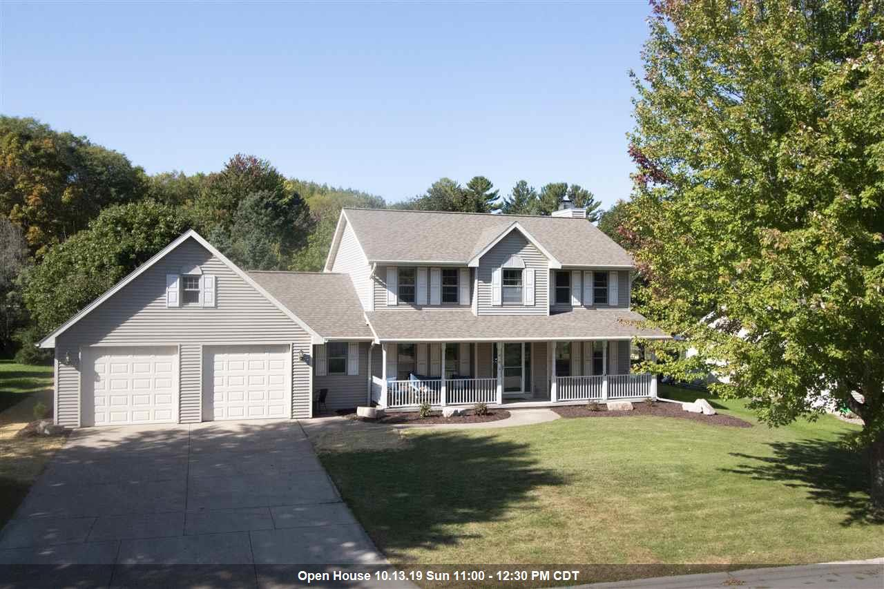 View Single-Family Home For Sale at 869 PINECREST ROAD, Howard, WI