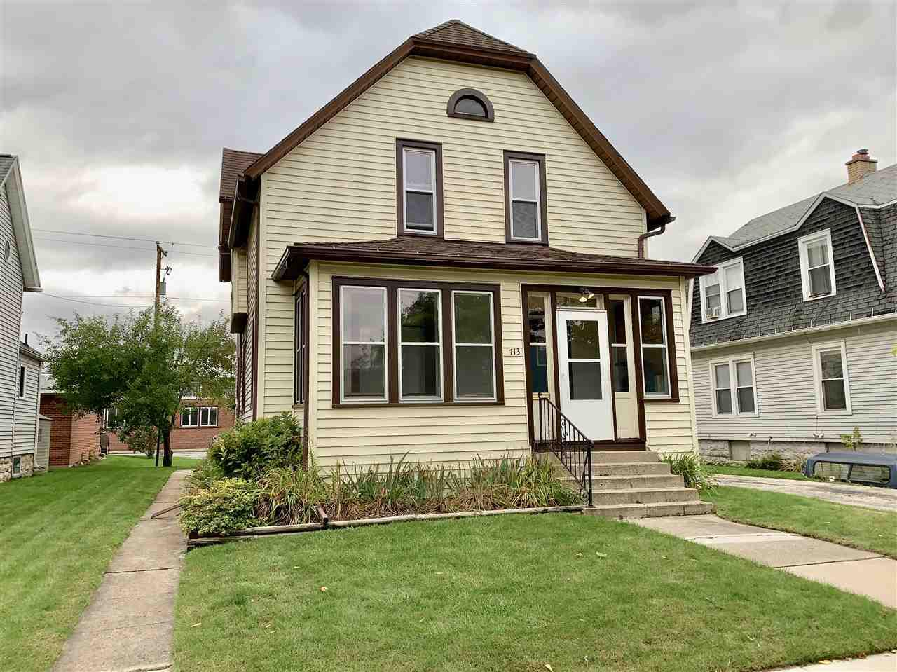 View Single-Family Home For Sale at 713 MICHIGAN AVENUE, North Fond Du Lac, WI