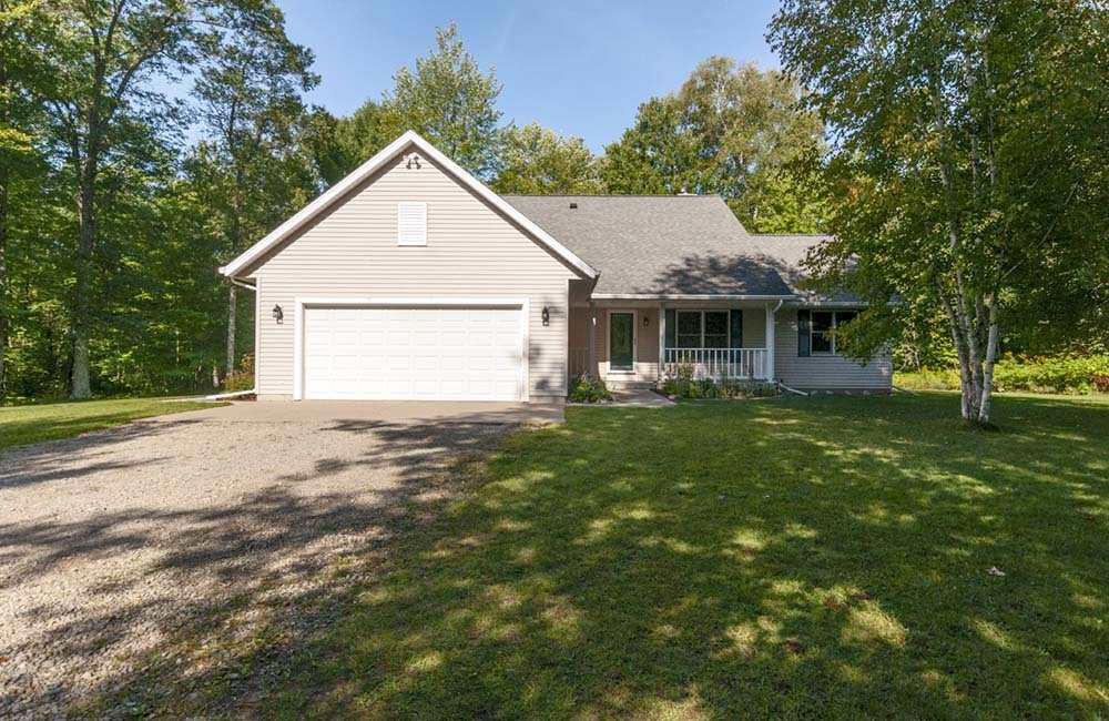 View Single-Family Home For Sale at W2671 WOODVIEW LANE, Marinette, WI