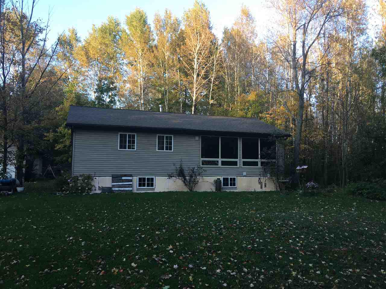 View Single-Family Home For Sale at W2654 SEQUIN ROAD, Marinette, WI