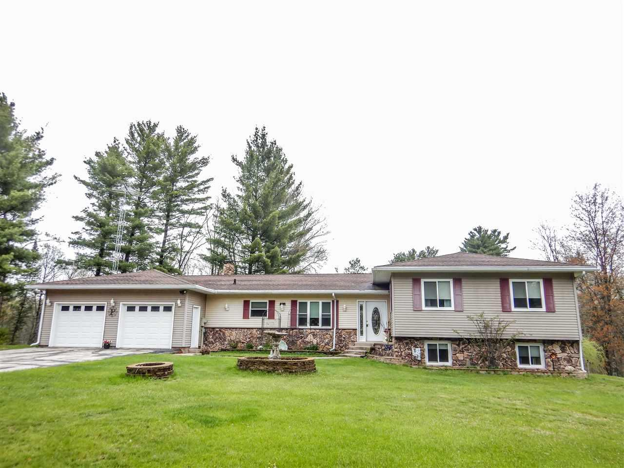 View Single-Family Home For Sale at W6498 HWY 180, Wausaukee, WI