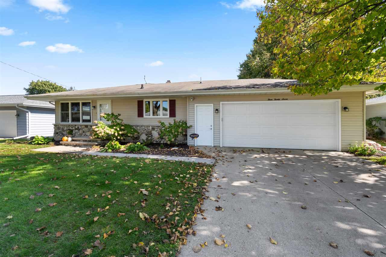 View Single-Family Home For Sale at 327 WELHOUSE DRIVE, Kimberly, WI