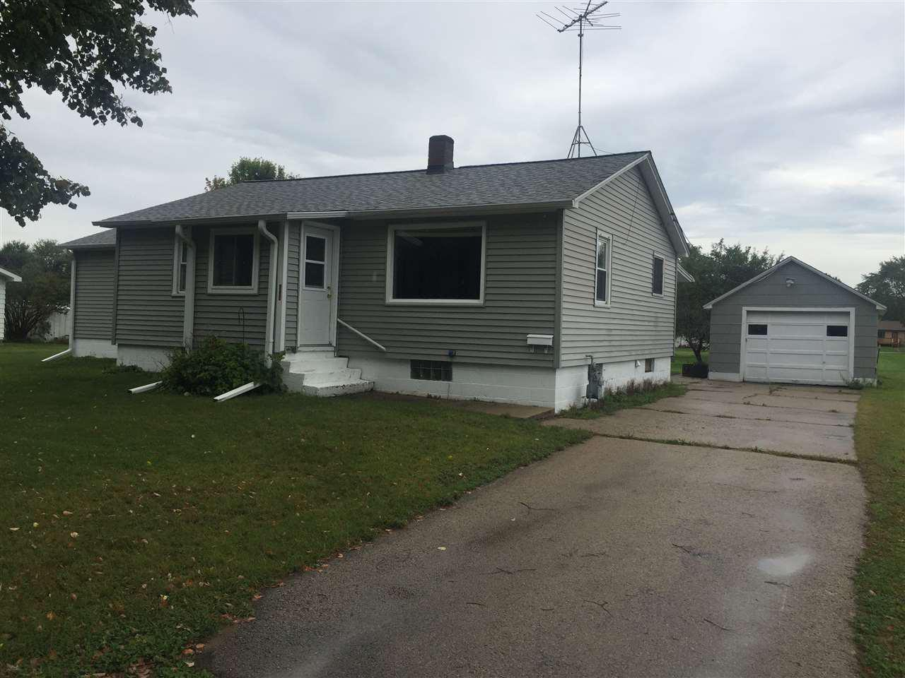 View Single-Family Home For Sale at 430 S PECK AVENUE, Peshtigo, WI