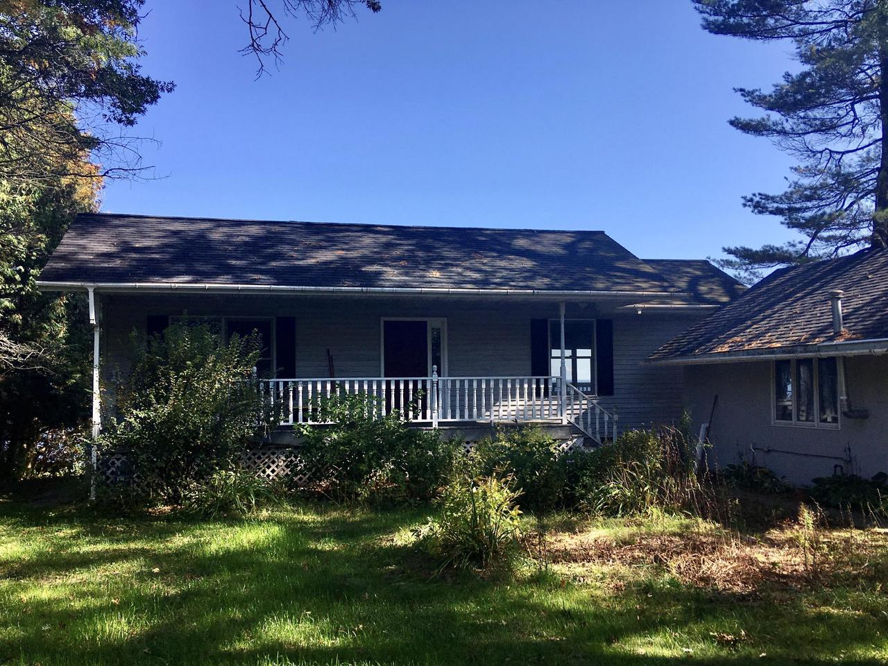 View Single-Family Home For Sale at N1860 Shore Dr, Marinette, WI