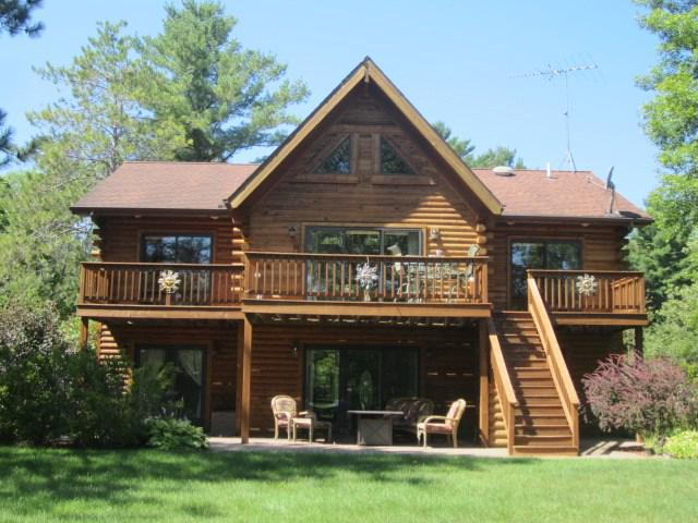 View Single-Family Home For Sale at N6244 HWY 180, Marinette, WI