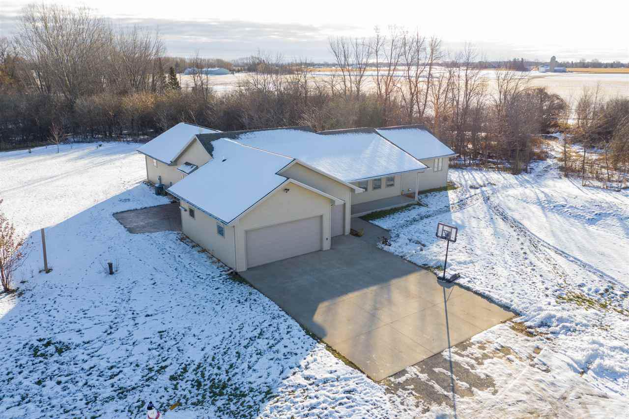 View Single-Family Home For Sale at 1181 HWY I, Oshkosh, WI