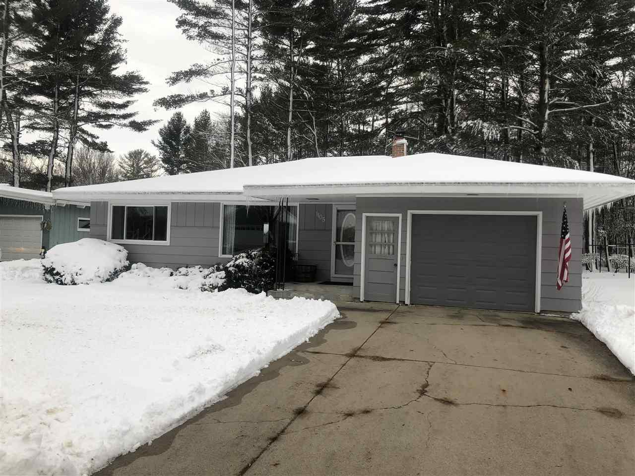 View Single-Family Home For Sale at 1105 SUNNYFIELD COURT, Marinette, WI