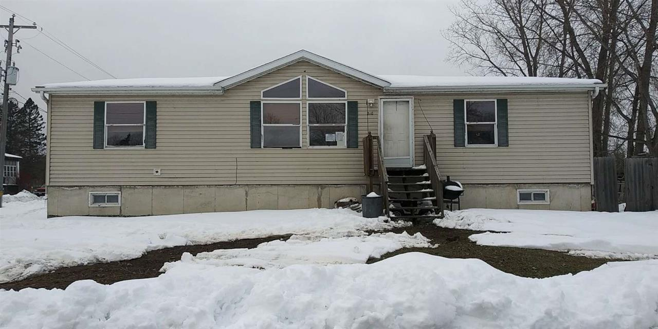 View Single-Family Home For Sale at 210 ALIMEDA STREET, Marinette, WI