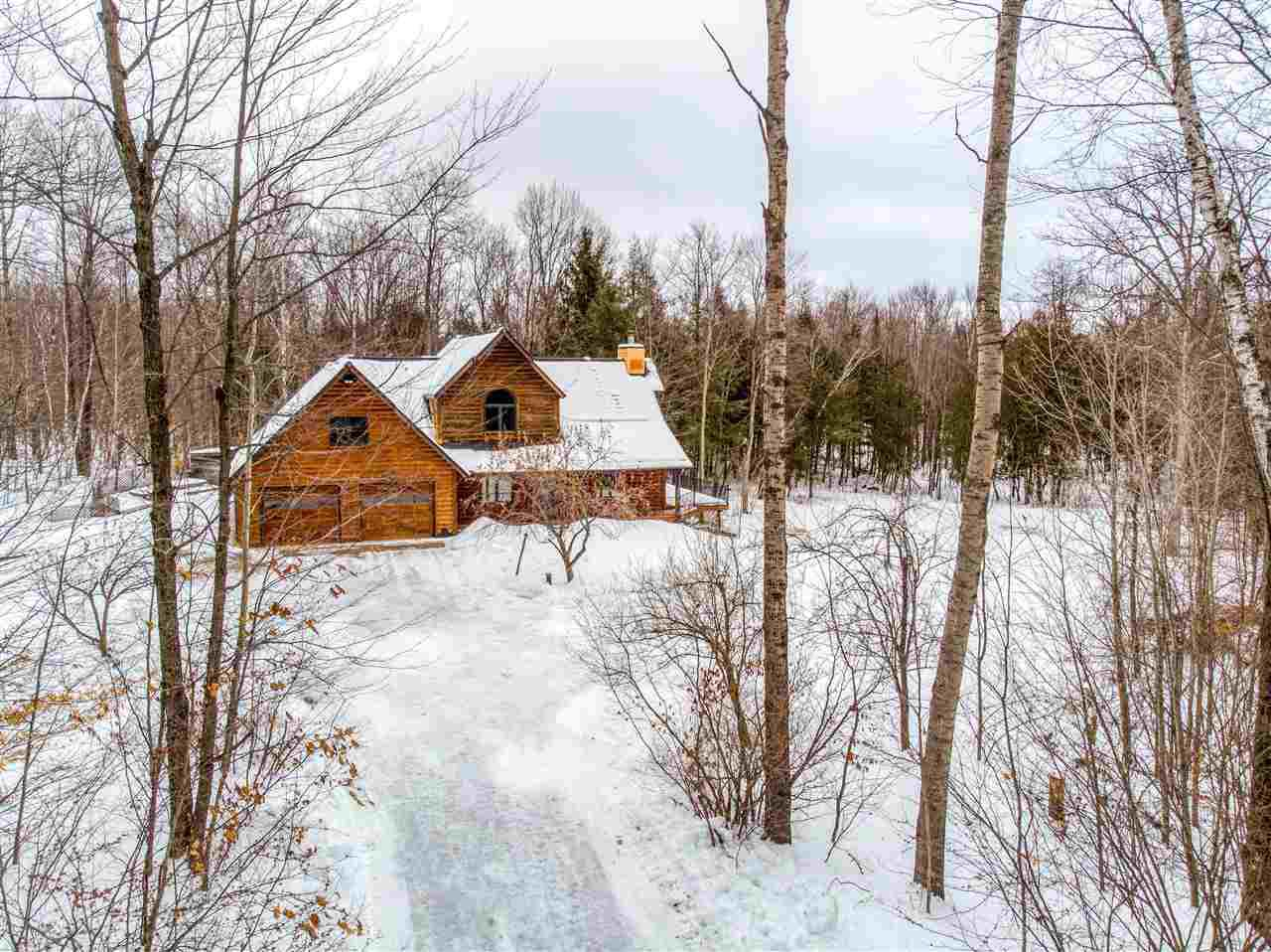 View Single-Family Home For Sale at 6735 RIDGEVIEW COURT, Abrams, WI