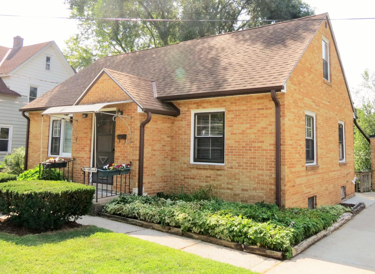 Put a smile on your face! This charming Brick Cape Cod has just become available for you! Located within walking distance to historic downtown Cedarburg. You can enjoy all the activities, stores, churches, schools or a quiet cup of coffee at an unique coffee establishment. Spacious living room is accented with natural lighting and hardwood floors. Stylish Kitchen is complete with plenty of cabinets, counter space, pantry closet and ample table room. Newer laminate flooring. Newer updated bathroom and 2 bedrooms on main floor. Second floor is a newer addition, complete with Master bedroom and third bedroom. Full bathroom with shower stall and shelving for storage. Lower level offers room for rec area and plenty of storage. Fenced backyard. Central air. Home Warranty Package included.