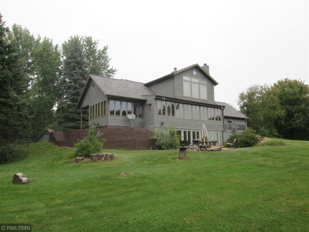Stunning Country Home with private setting.  Close to town. Amazing view of pond.  Master bedroom with fireplace, stainless steel appliances.  Beautiful property!  Immaculate condition.  Come enjoy this tranquil & private setting!