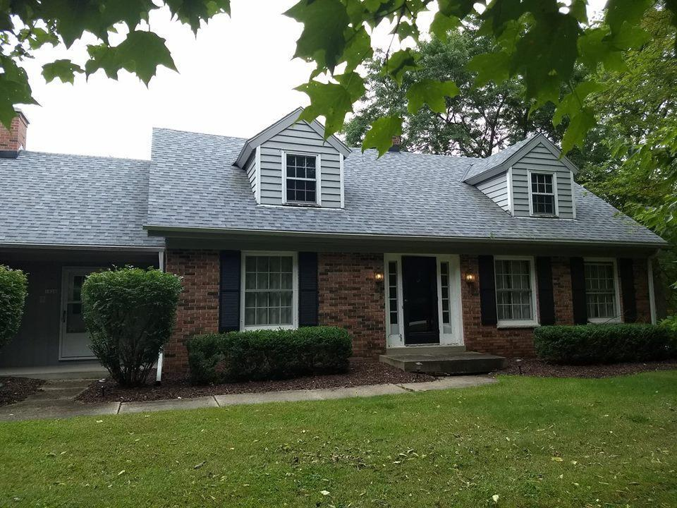 On market after 33 years...Beautiful Erin Meadows offers spacious Cape Cod on private wooded lot...Newer roof . 2015..Septic . 2016. New GA door..2 FR doors..W.Htr  .2015............. Now needs updating and your personal touches.  Priced accordingly... FR has pegged wood floor w. NFP.. Spacious Kitchen dinette.. Formal DR/LR.. Main flr Util. ***Main floor office/den/4th Bedroom..Oil furnace..Seller has gas to home... beautiful subdivision