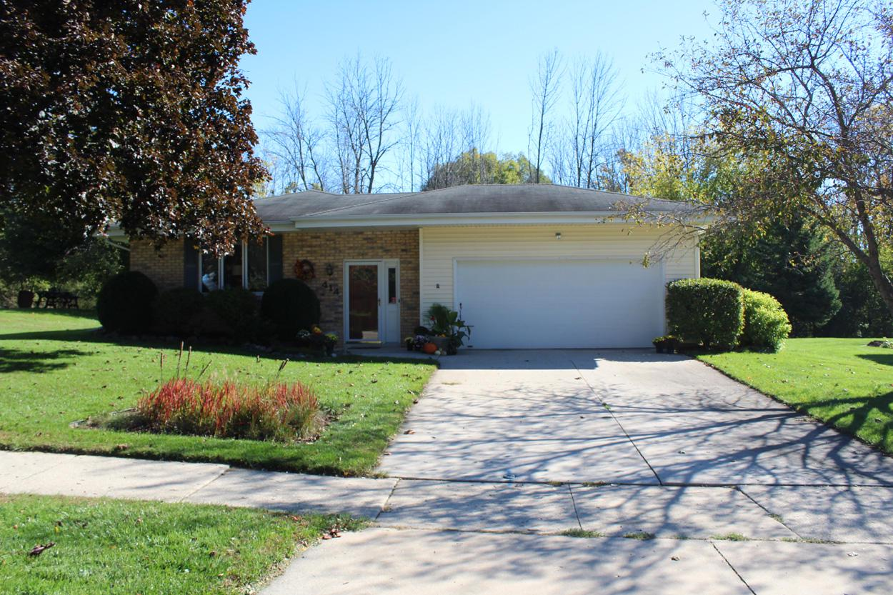 Wow! Don't miss out on this gem of a home in Saukville. 3 Bedroom, 2.5 baths! Main floor bath features walk-in tiled shower, Jetted tub and heated floors - it's all there. Kitchen features stainless steel appliances, granite counters and great space for cooking, and other activities.  Natural light abounds into this great home.  Lower level offers gas stove for ambiance and additional heat, flexible space for work, play, or relaxing and leaves plenty of room for storage. Attached 2 car garage. Cedar closet. Large deck for entertaining and storage shed.  Schedule your private showing today.