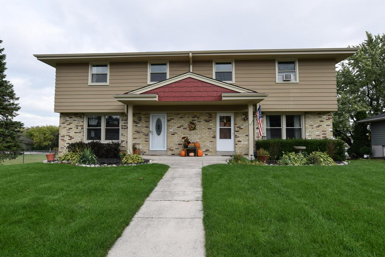 This is the perfect opportunity for first time home buyers or those looking to down scale.  This unit is on North side of building. Lots of great updates in this 3 bed 1 1/2 bath in this side by side condominium.  Freshened up Kitchen has ample cabinet space and opening into family is perfect for entertaining.  Bathrooms have been updating making this a truly move in ready home.  Basement with attached garage is ready for storage, exercising or hobby room.  Walk-out lower level with laundry room.  Balcony off kitchen.  Plenty of surface parking with a shed for extras.  Located near the heart of Grafton...you need to see this one!