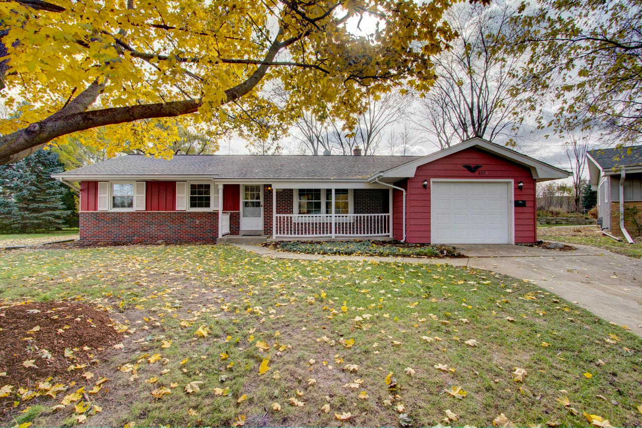 Amazing and desirable 3 bedroom 1.5 bath ranch less than a block from Shady Lane Elementary!  Lots of updates - this home boasts new flooring and paint throughout, new electrical, new appliances, new cabinets and counters, updated bathrooms with tiled bath.  Basement has been beamed and excavated with transferable warranty!  Nothing for you to do but move in!  Sellers also including a one year home warranty for peace of mind.  Won't last long, schedule appointment today.