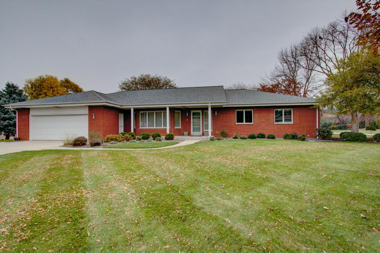 If you have dreamed about finding the PERFECT home, we proudly present to you this completely remodeled Brookfield ranch! This 3 bedroom, 2 full bath gorgeous home pulls all the pieces together. Rarely do homes such as this come to the market offering everything you could possibly want in an upscale gem. Soft white trim throughput; KIT boasts quartz counters, SS appliances, farm sink, convection dual-fuel Decor oven/gas range plus waterfall custom cabinet design & under cabinet & flooring lighting! Other amenities incl. California closets throughout, gas fireplace in Family Rm for cozy relaxation.  Generous bedroom sizes w/LED lighting in closets. Master suite feat. double closets and remodeled Mstr Bath plus walk-in shower.  Canned lighting, all new doors, SO MUCH MORE TO SEE!