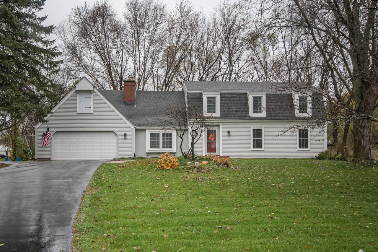 Welcome home to this charming 4 bdrm dutch colonial in Brookfield! Enter into fresh & neutral paint colors, spacious eat-in kitchen with brand new stainless steel gas stove & range hood.  Cozy up to the natural fireplace in the bright, comfortable family room.  Enjoy the comforts of zoned HVAC, central air, new lighting, Master en suite - plus benefits of 2 Full + 2 Half baths, generous storage throughout & updated laundry room on main level. Nestled between a quiet cul-de-sac in Fox River Hollow and a pedestrian path along North Ave, only minutes from shops, eats & parks - this convenient home is just what you've been looking for.  Don't miss it!
