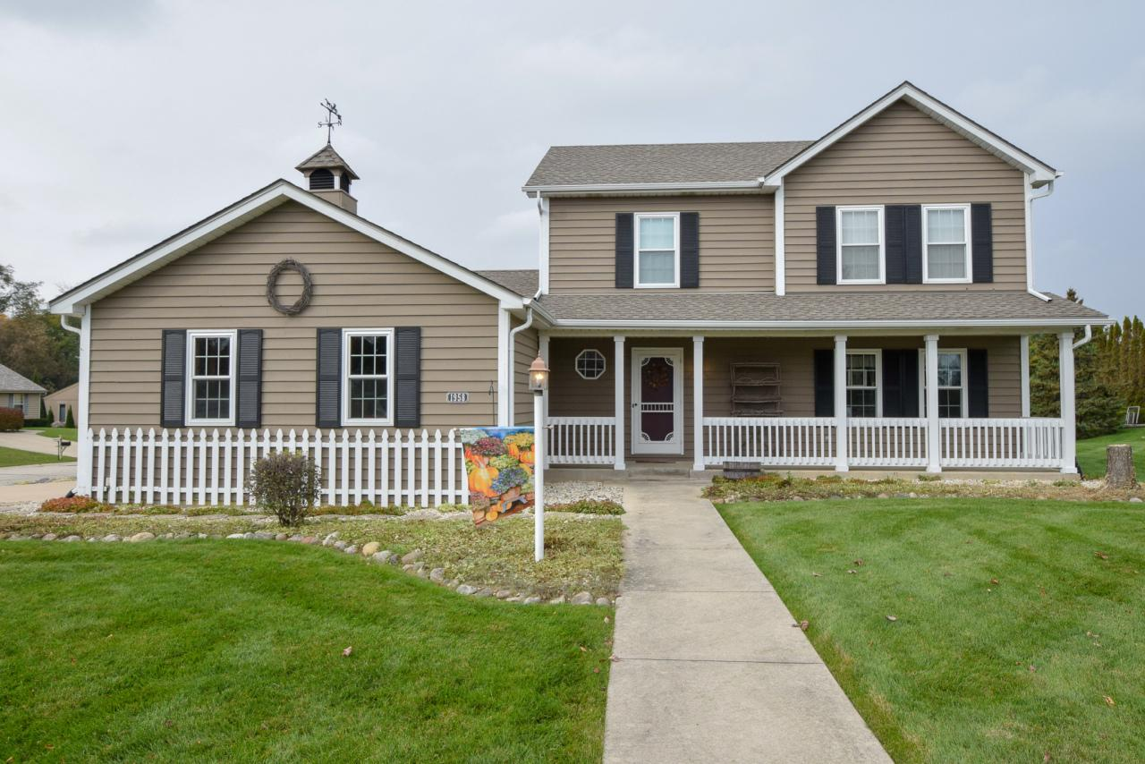 Move in condition home in the heart of Mount Pleasant and Gifford school district! Recent improvements include: new roof, furnace, windows, and stainless steel appliances! 1st floor features: spacious Living Room/Dining Room, eat-in Kitchen with large pantry & sleek stainless steel appliances open to Family Room with gas fireplace, convenient 1st floor laundry/mudroom. 2nd floor: 3 generously sized bedrooms including Master Suite with walk in closet & en suite bath with new shower plus 2nd full bathroom with double sinks and updated flooring. Large patio, 2.5 car attached garage, 1 year home warranty included. Much more to love....Call today!