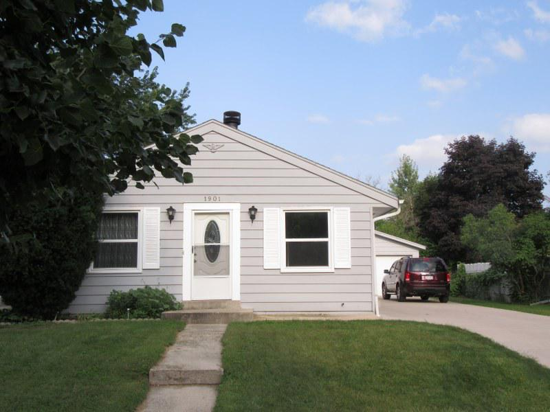 LOOK NO MORE, move right in! Meticulously maintained, charming, updated throughout ranch home. The bright KIT features updated cabinets, SS appls & laminate flooring. As you enter the spacious LR w/the streaming light flowing through, updated windows & newer laminate flooring, also featuring a wood burning FP w/floor to ceiling stone. The laminate flooring continues down the wide hallway. The main BA has been completely redone. Nice size BRs. WAIT until you go into the LL w/huge rec room, additional bonus room/game room or office & 1/2 BA. Step onto the newer concrete driveway & see the beautiful private fenced back yard, garden area, a shed & 2.5 GA. The brick patio is ready for your next gathering. Conveniently located near shopping, parks & dining.