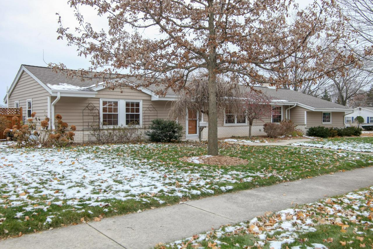Over 2000 sq. ft. ranch in desirable Maple Manor!  2 full baths, 1st floor laundry, lots of refinished hardwood flooring, recessed lighting, gas fireplace in family room.  Living dining room combo is huge.  All rooms are generous sized.  Beautiful fenced backyard with many perennials.  Walk to schools, park , pool.,sledding hill, downtown Cedarburg!  One year home warranty provided for new owner.