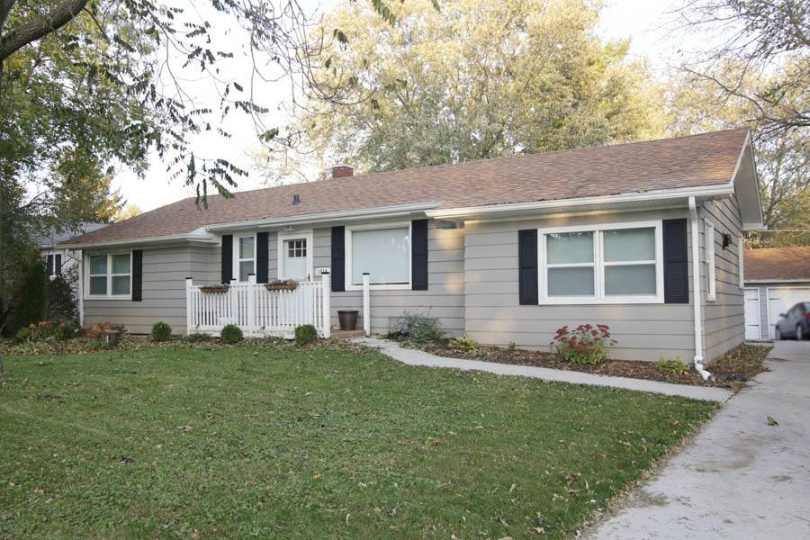All you need to do, is bring YOU! Come home to this 3BR 2BA ranch home in super location close to EVERYTHING!  Kitchen features beautiful granite counters, stainless appliances, tile flooring and plenty of cabinet space w/pantry.  Enjoy breakfast or snacks at the breakfast bar while enjoying the open floor plan and view to the back yard.  Cozy sunken family room that is great for relaxing and catching up. Master bedroom centers around the custom, gorgeous wood accent wall!  Plenty of closet space and storage in the home.  Relax out on the deck in the great sized back yard.  Lots of storage in the over sized garage to fit tools or toys!  Lower level has full bath with tons of potential for finishing and turning into a great space for entertaining.