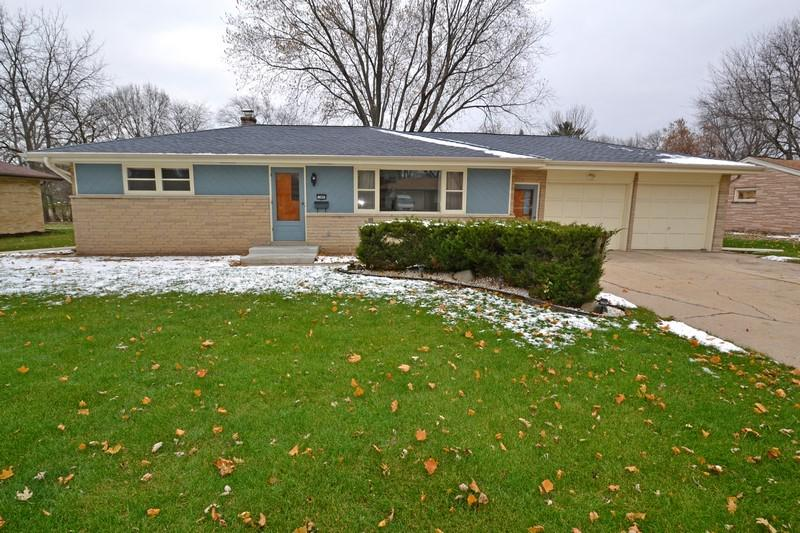 Nestled on a beautiful tree lined street welcomes this 3 bedroom, 1.5 bath ranch in highly desired area of Butler. Large, eat-in kitchen. Nice picture window in the living room with built in bookcase lets in tons of natural light. Rec Room is perfect for those family gatherings. Enjoy many quiet evenings on the patio in large, fenced in yard. Bring your personal touches and make this home your own!