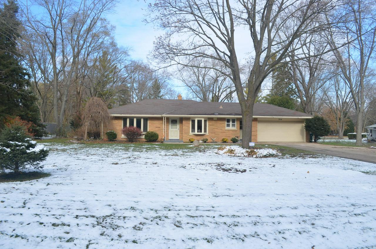 Hard to find 3 BR ranch in Solar Heights subdivision of Mequon.  Perfectly updated kitchen has white cabinets, granite counters and tile backsplash.  Enjoy private evenings creating memories with family and friends.  beautiful mature 1 acre lot affords just the right amount of space between neighbors.  Newly renovated rec room perfect play area or ''man cave''!  More space to expand if desired, HVAC installed in 2018 and is rated for additional capacity.  Easy living ranch along with low taxes!  This is the home you've been searching for.