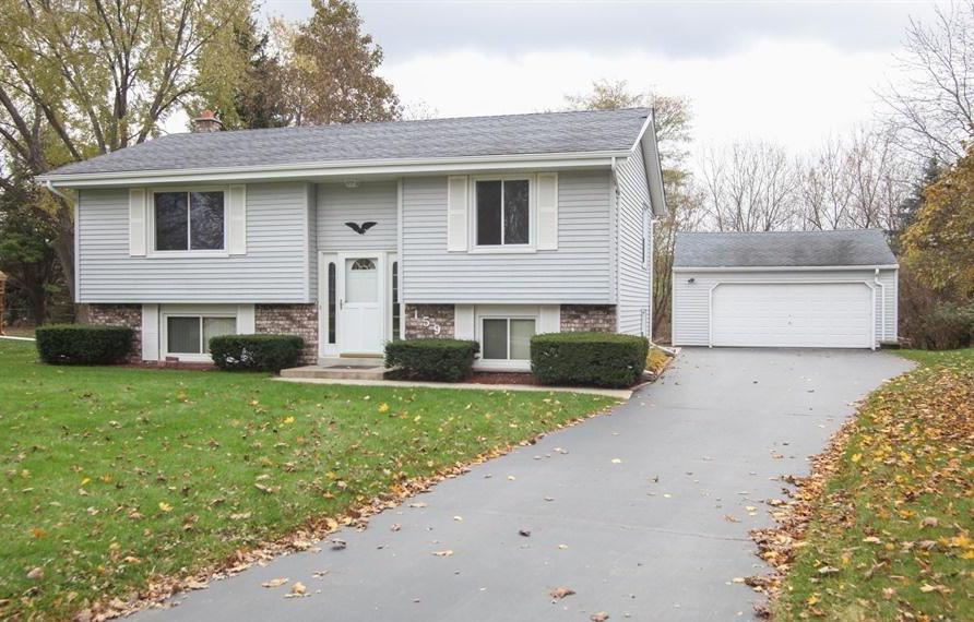 This is the one you've been waiting for! Outstanding 4 bedroom 1.5 bath well cared for home. Fantastic location, close to parks, schools and shopping. Easy freeway access.  Maintenance free exterior. 2.5 car garage has room for the cars and the toys.  Walk out to deck off kitchen. 2 levels for the family to spread out. Freshly painted, new carpet in family room, and new tile in full bath. Appliances included. You won't be disappointed.  Current owners have lived here for over 30 years.  It's time to make it yours.