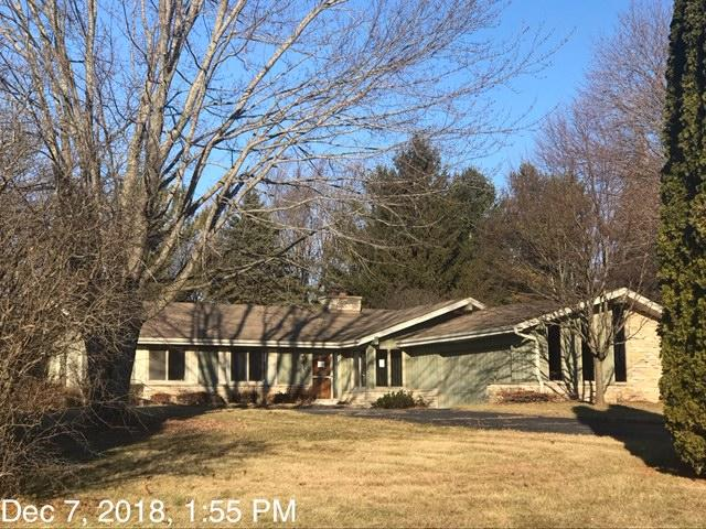 HIGHEST & BEST OFFERS ARE DUE BY 9 AM, FRIDAY 12/14/18. Complete & Return Multiple Offer Form in docs. Spacious 3 BR, 2.5 Bath Ranch on a park-like one acre lot.  Family room with beamed ceiling and two-way fireplace.  Open concept dining room, kitchen with plenty of cabinets, pantry and dinette with patio doors.  Main floor laundry, Master Bedroom with dual closets and private bath, plus 2.5 car attached garage!  This property may qualify for Seller Financing (Vendee) .
