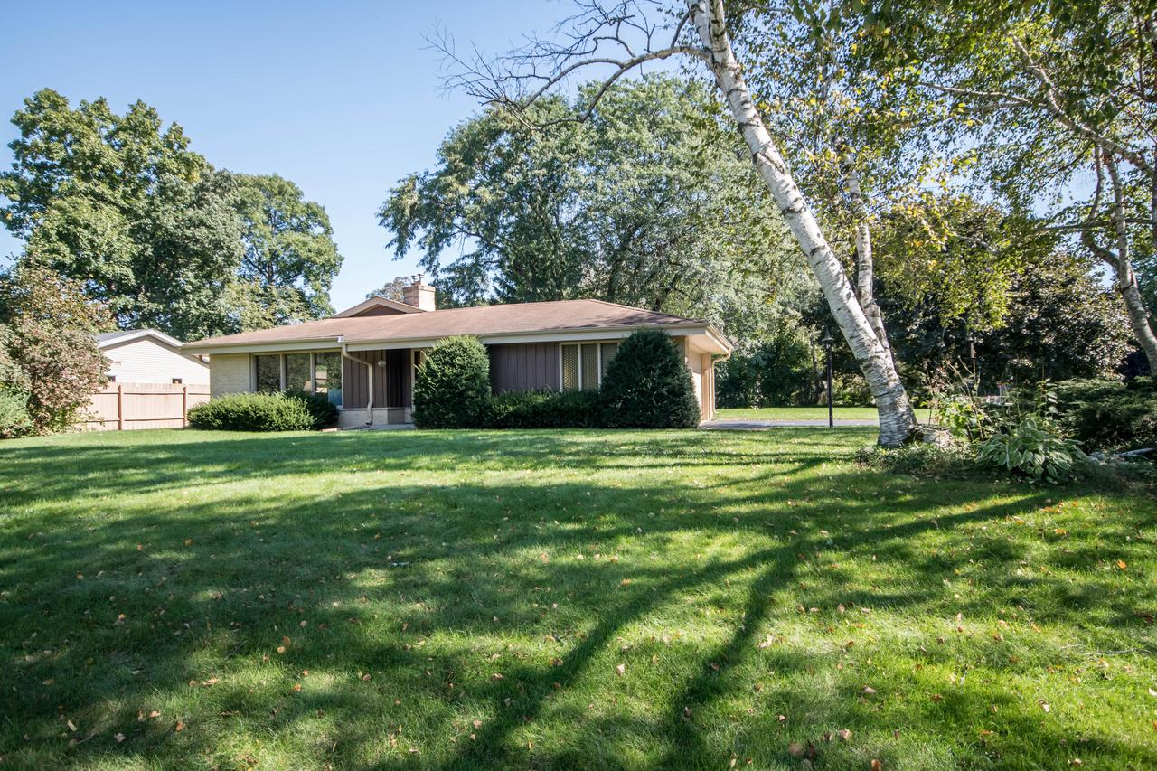 Owner of over 50 years offers this brick ranch in sought after Camelot Forest.  Formal living room and dining ''L''.  Eat-in kitchen has breakfast bar overlooking the family room which offers a gas fireplace and built-in book case.  This home has been lovingly maintained and offers Pella windows throughout along with a neutral decor.  Great location with Camelot and Canterbury Parks within walking distance.  Enjoy all that Fox Brook Park has to offer with a sand beach, walking trails and more, also just a walk or short bike ride away.  A one year UHP home warranty is included.