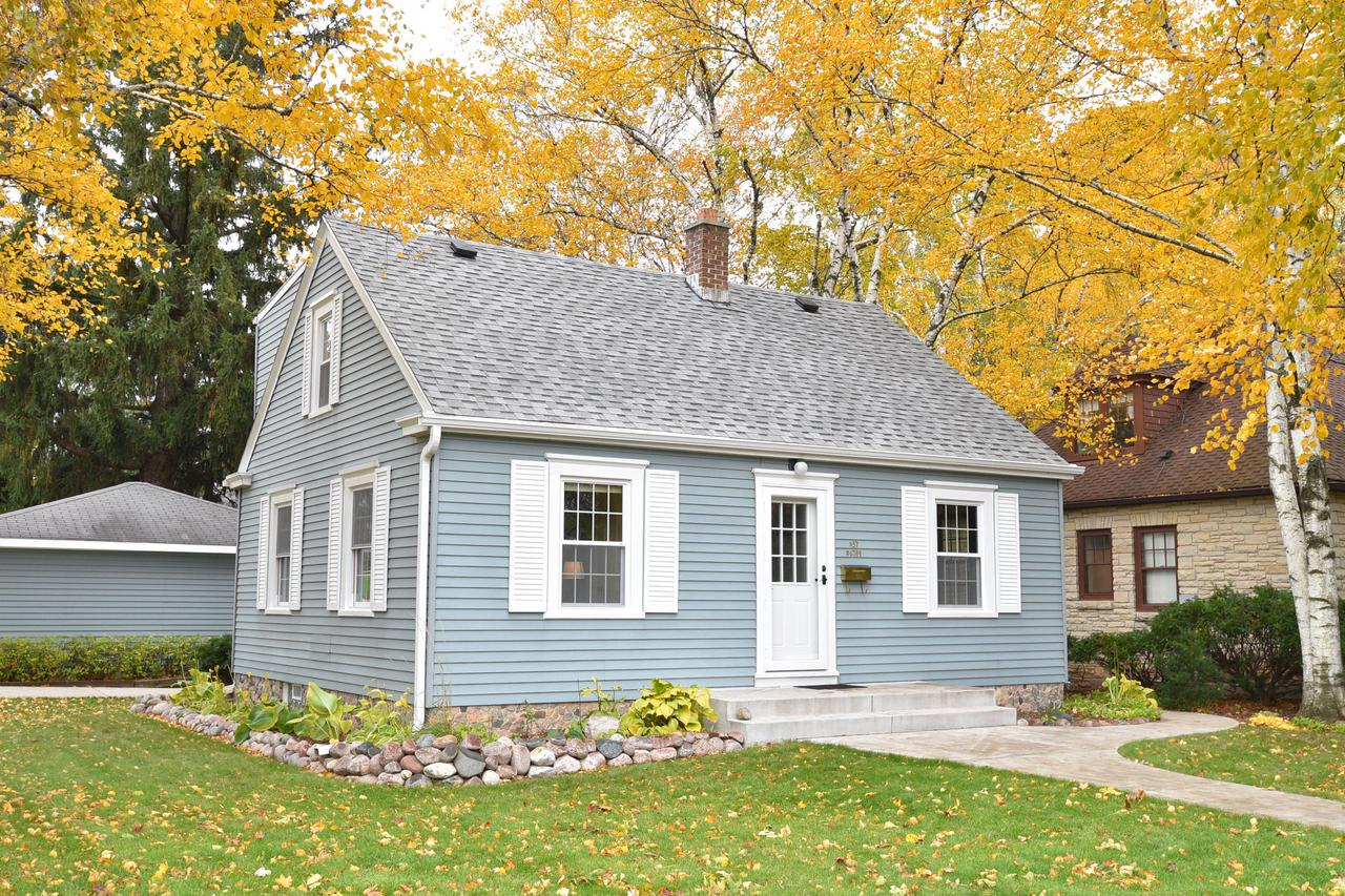 Good Things Come In Small Packages!  This Completely Updated Cape Cod Is Just Blocks From All The Best Of Cedarburg! Great Condo Alternative. Maintenance Free Aluminium Sided Exterior. Newer Roof Shingles, Windows, Doors, Deck, Patio And Front Porch. Step Saving Kitchen With Stainless and Granite. Two Full Baths.