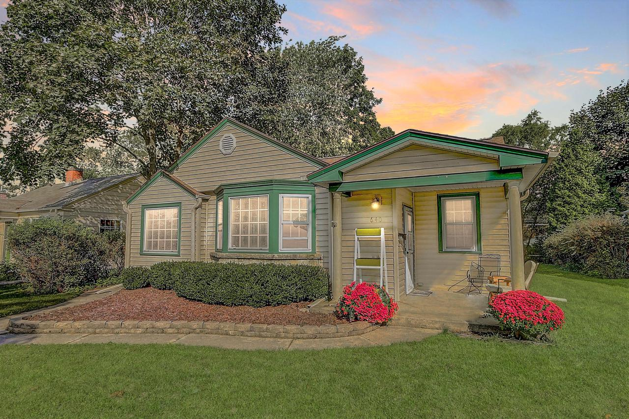 Location, location!!!  Updated ranch in very desirable  neighborhood. Features all new hardwood flooring through out the home.  All new windows, custom cabinets with soapstone countertops, all new stainless steel appliances, newer roof, newer furnace, new 200 amp service. Very open concept layout with tons of natural window light. Tons of storage in the finished  walk up attic.   Large garage with extra parking for the boat or RV.  Just blocks from downtown restaurants, interurban bike trail and schools. Great ranch with the perfect location.