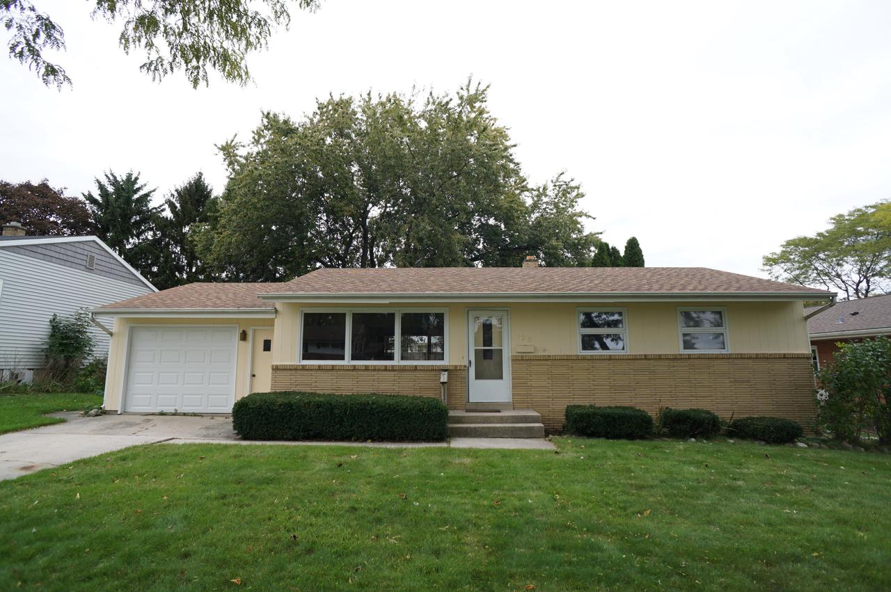 Perfect home for the first time buyer, meticulously maintained and in move in ready condition.  Wonderful 3br/1ba/1.5 car garage ranch offering many recent updates.  Great Room with New Laminate Flooring.  Kitchen/Dinette Combo with Pennisula and Stainless Appliances.  3 nice size bedroom s with Hardwood Floors.  Bathroom features Shower over Tub, Ceramic Tile floor and Pedestal Sink.  Recreation Room in lower with bar.  Interior has been freshly painted.  Enjoy relaxing on the cozy patio overlooking a very nice backyard.  Super Location close to Interurban Bike Path, Port's upper bluff area, Shopping, Schools, Restaurants.  This is a Great property for a Great price.
