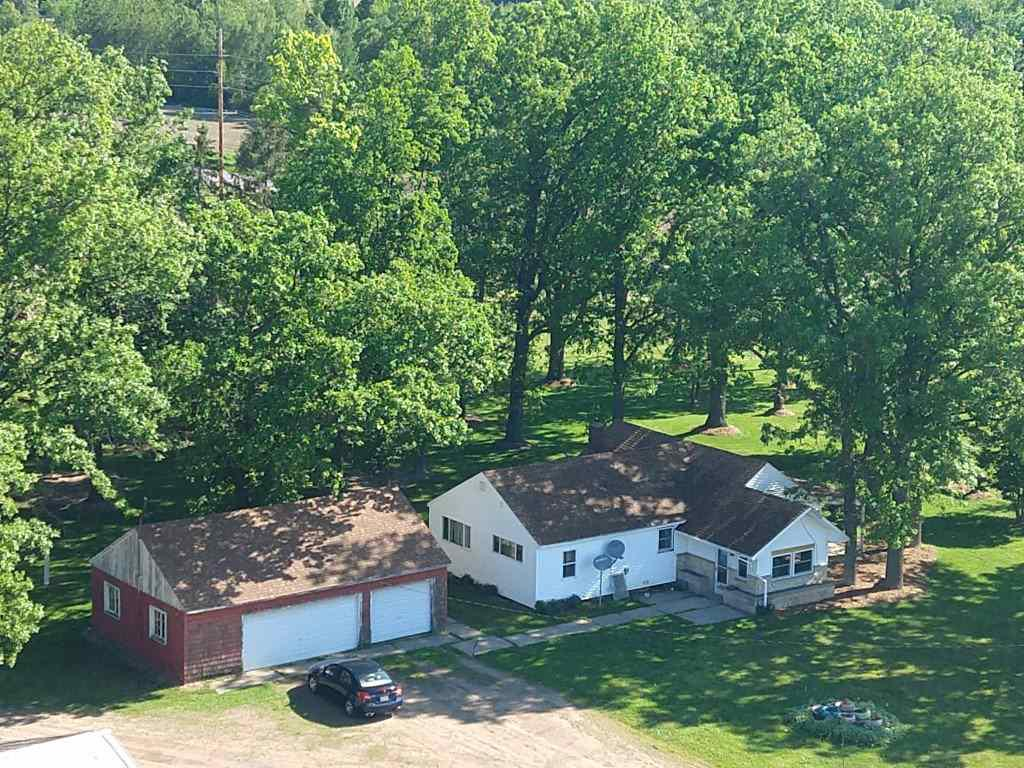 Lots of possibilities with this former dairy farm. Lots of outbuildings in good to exceptional condition.  This property comes with 232 aces, which of approximately 191 tillable.  The remaining land consists of woods and buildings site.  Farmland is currently rented out.