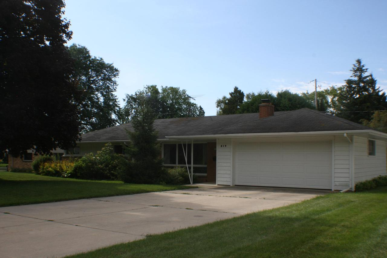 When you move to Thiensville, you don't leave as shown by the owner of 59 years. You will feel the love that was shared in this well maintained ranch home.  Plenty of sunlight shines through the oversized windows in the living room, dining room, kitchen and four season room. New flooring in dining room, living room and hallway to bedrooms. Lots of closet space ncluding lighting in all bedroom closets. Enjoy the beauty of Wisconsin's four seasons with the bonus sun-room. Entertain in large vintage rec-room or beautifully landscaped backyard. This property will make you happy to say ''Welcome Home!'