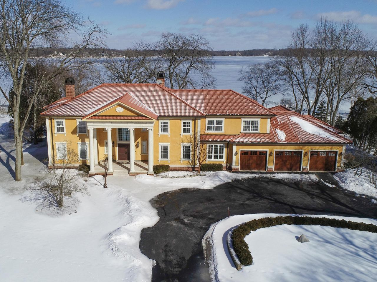 36234 S Beach Rd ROAD, OCONOMOWOC LAKE, WI 53066
