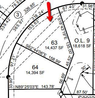 9162 S Arbor Creek Dr DRIVE Lt63, OAK CREEK, WI 53154