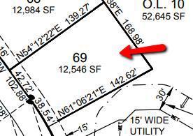 9246 S Arbor Creek Dr DRIVE Lt69, OAK CREEK, WI 53154
