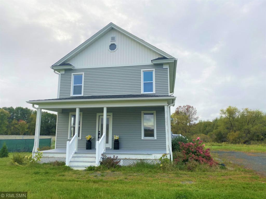 Renovated Farmhouse on newly poured foundation. New well, septic, several windows, updated kitchen on 5 open acres. Great for horses or fun!  Extensive chain link fence for pets, children or garden!  Original woodwork and charm!